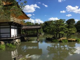 Kinkaku-ji, The Golden Pavilion, Kyoto